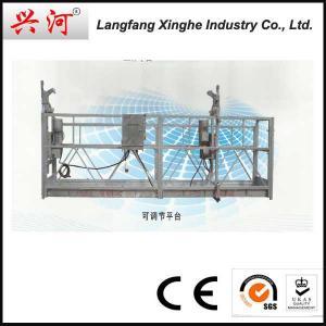 China Adjustable electric suspended scaffolding , andamios colgantes, construciton lifting gondola on sale