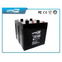 China Maintenance Free 12V 200ah Sealed Lead Acid Batteries For Emergency Lighting Equipment on sale