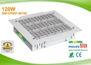 China 2700k to 7000k LED Canopy Lights , Bright led petrol station lighting 5 year guarantee on sale