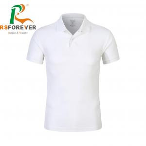 China Casual Custom Printed T Shirts, Short Sleeve 100% Cotton Polo Shirts For Men on sale