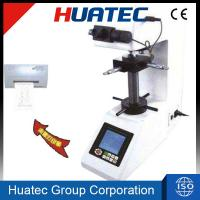 High Accurate LCD Screen Vickers Hardness Tester For Glass/Ceramics/Agate MHV-5/10/20/