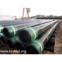 China supply API 5CT J55/K55 seamless steel casing pipes on sale