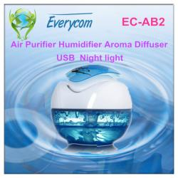 Electrical Office Air Freshener Fragrance Water Air Purifier For