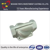 1g-10kg Lost Wax Investment Casting Components , Custom Casting Parts Sand Blasting Finish