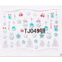 3D Nail Art Stickers Manicure Decoration Beautiful Fashion Accessories
