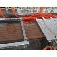 Profile Extrusion Line , wood plastic composite machine , Wood based panels machinery