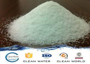 China cationic polyacrylamide msds cationic polyacrylamide flocculant cationic polymer in water treatment White powder on sale