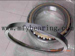 China QJ208 40X80X18 Four Point Angular Contact Ball Bearing Ccr15 on sale