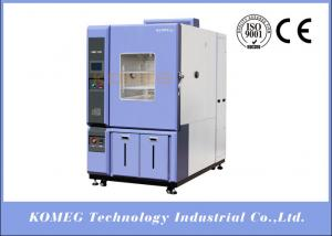 China Programmable Laboratory High and Low Temperature Humidity Test Chamber on sale