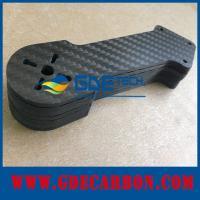 High-Grade Carbon Fiber CNC Parts Applied In Quadcopter