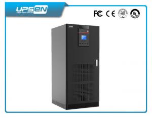 China Large Touch Screen LCD Low Frequency Online UPS For Control Equipments on sale