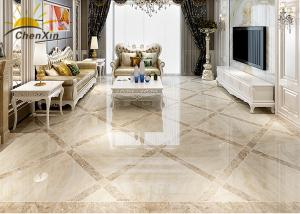 China High Gloss Porcelain Tiles Polished Indoor Ceramic Tile Flooring For Hotel on sale