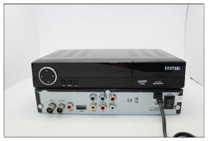 China DVB-S2+T2 , Digital Set Top Box With USB For PVR, MPEG4 compliant on sale