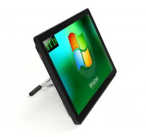 China 1080P Full HD 24 Pcap Touchscreen Monitor HMI Interface Flat Panel Industrial Lcd Display on sale