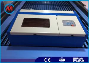 China Table Top Glass Compact Laser Cutting Machine Computerized Ruida Software on sale