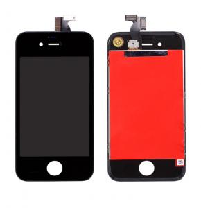 China 4.0 Inches Iphone LCD Screen For  4S LCD With Digitizer Assembly Black on sale