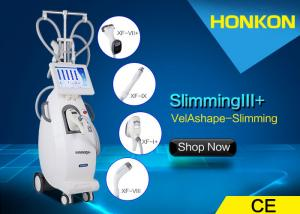 China Face Lifting Slimming Beauty Machine / Body Contouring Machine With Dual Mono Polar RF on sale