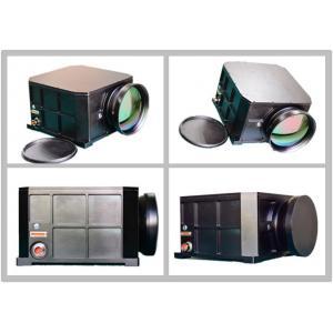 China Cámara de seguridad termal de la gama larga con el detector refrescado/FOV dual, tiempo - prueba de FPA on sale