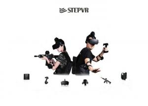 Quality Full Immersion Virtual Reality Systems Multiplayer Tracking VR Project Free Walking for sale