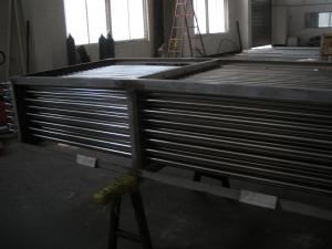 China High Strength Stainless Steel Condenser Coil For Evaporative Condenser on sale