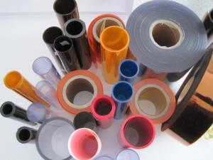 China Película transparente del cloruro de polivinilo de la hoja del PVC para las cápsulas/las píldoras que embalan on sale