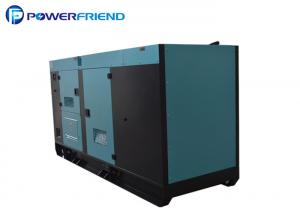China Silent Power Cummins Diesel Generators With Electrical Start , Diesel Standby Generator on sale
