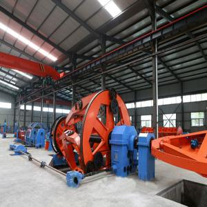 China Power Cable, ACSR Cable ,ABC Cable Laying Up Machine on sale