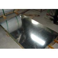 Zinc Coating G40 - G90, JIS G3302 SGCC Hot Dipped Galvanized Steel Sheet / Sheets