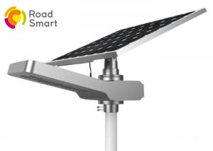 China 15w 2100lm Outdoor Solar Street Lights With Motion Sensor For Garden / Park on sale