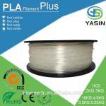 Materiales consumibles de la impresión de RoHS 3d, filamentos plásticos de la impresora del pla 3d del ABS de la barra 3.0m m 1.75m m del carrete