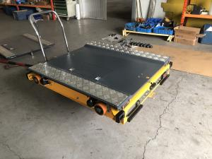 China OEM Drive In Industrial Pallet Racks , Radio Shuttle Racking For  Mattress Warehouse on sale