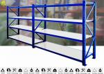 Multi Layer Heavy Duty Steel Racks With Cold Rolled Steel Sheet Material