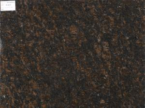 China Tan brown granite tile,brown granite floor tile on sale