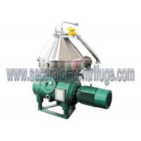 China Partial Discharge Crude Palm Oil Separator - Centrifuge Disc Separator on sale