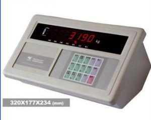 China Industrial Xk3190 A9 Weighing Indicator , Yaohua Weighing Indicator With LED Display on sale