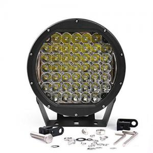 China 10 Inch Round 225W Intensity Led Spot Light For offroad 4x4 JEEP FORD TOYOTA Pickup Light Bar Driving Headlight Green on sale