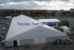 China Heavy duty frame tent, aluminum frame multipurpose used clear span tent on sale
