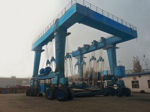 China hot sale mobile boat hoist lift gantry crane on sale