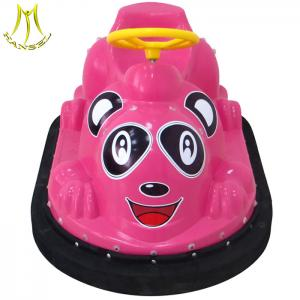 China Hansel  small amusement park games children mini animal bumper car for sale on sale