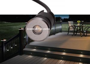 China 31mm 1W mini inground light IP67 Waterproof recessed deck light  for pool deck lighting on sale