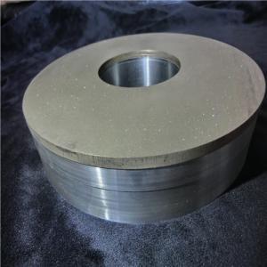 China Metal bond diamond grinding wheel machining magnetic material Alisa@moresuperhard.com on sale