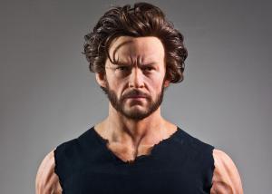 China Simulated Decoration Celebrities Wax Figures Of Hugh Jackman Acyion Figure on sale