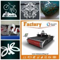 400w 500w 1000w 2000w Metal Fiber Laser Cutting Machine For SS CS Al