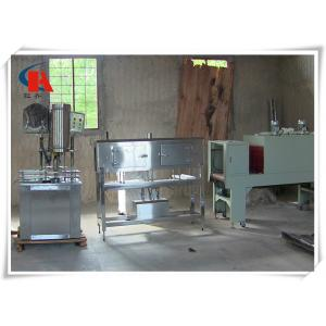 China Large Output Fruit Juice Processing Machines 24000 BPH For Industrialization on sale