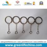 China High Quality Stainless Steel #304  Inside Diametre 25MM Flast 3MM Dia Split Ring w/Chain wholesale