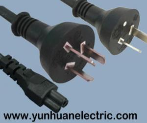 China Argentina IRAM 2073 Power Supply Cord,Plug,Flexible Cable on sale