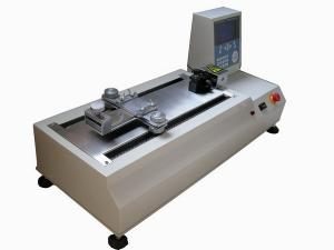 China Computer Controlled Horizontal Tensile Testing Machine For Lifting Belt on sale