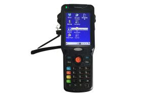 China Portable Handheld RFID Reader With WCDMA 1D Barcode Laser Scanner on sale
