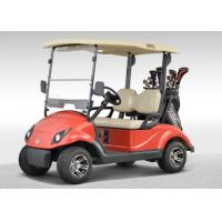 EQ9022 48V 3KW 2 seats electric golf cart/club car manufacturer