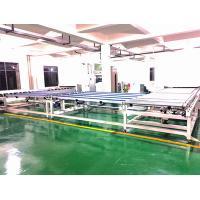 China Horizontal UV Coater / UV Coating Machine For Wood / Plywood / Melimind on sale